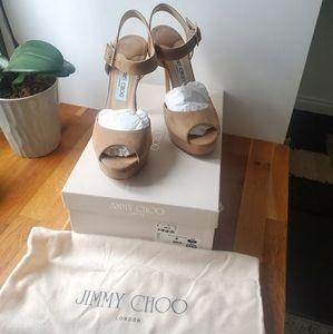 AUTHENTIC Jimmy Choo Sandals